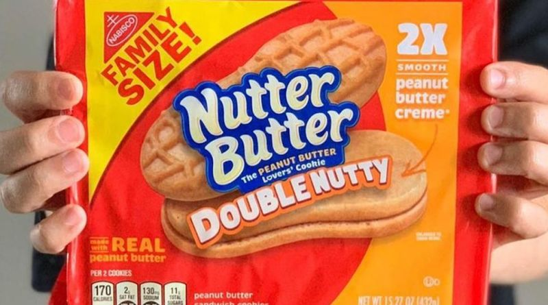 Nutter Butter Double
