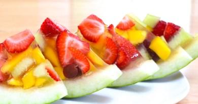 Fruity Watermelon Jello