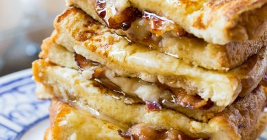 bacon french toast