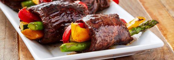 balsamic steak