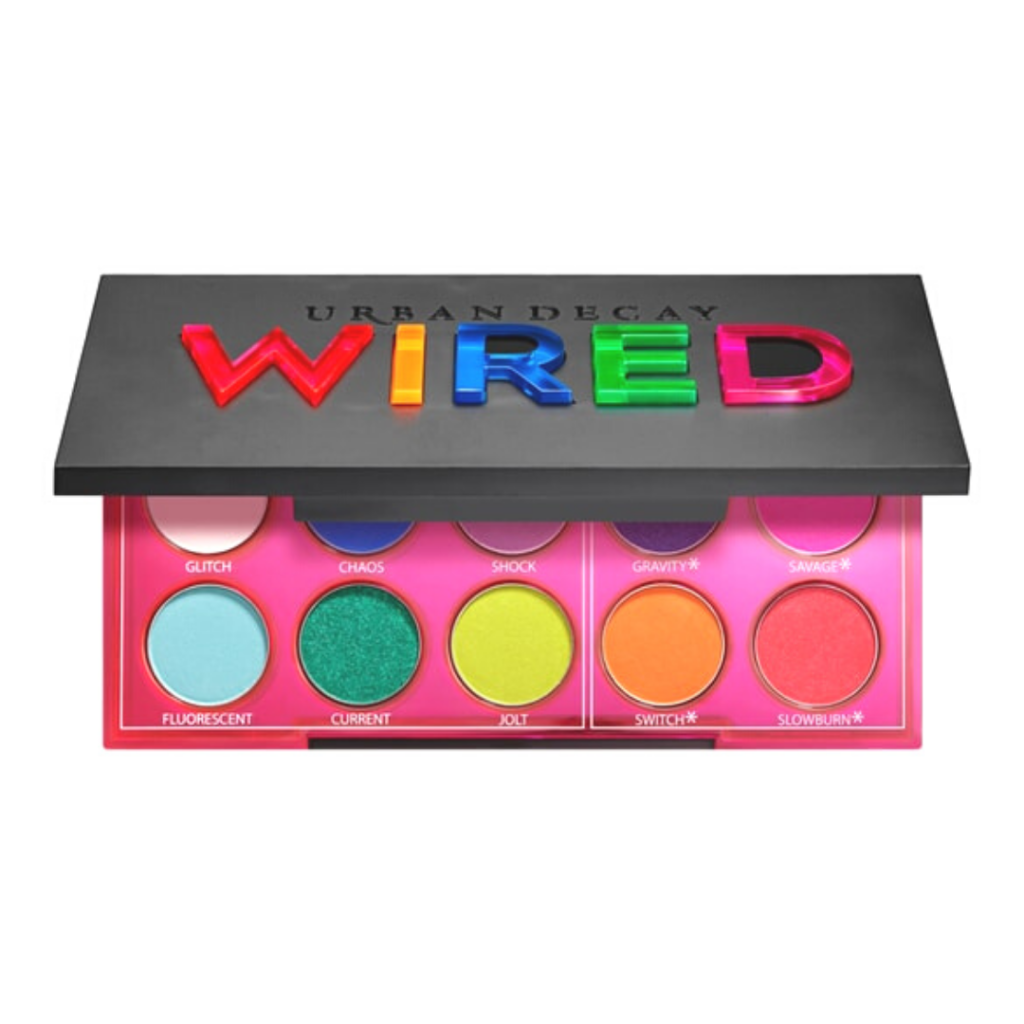 WIRED EYESHADOW PALETTE
