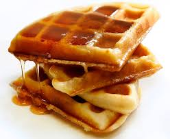 Waffles Afternoon