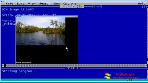 Download QBasic for Windows 10 (32/64 bit) in English