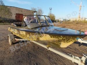 Стекло для лодки Обь.