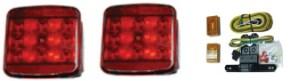 Комплект электрооборудования для трейлера (светодиоды)