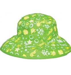 Baby Banz klobuk zelen