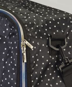 Večnamenska torba sladke sanje, črna2