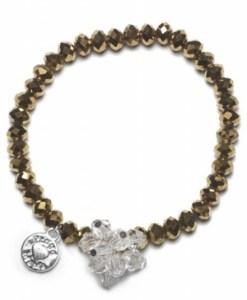 Zapestnica charm [gold] BEADS