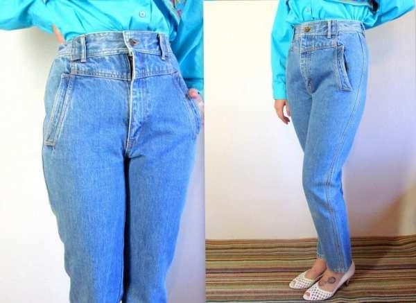 Стиль 80-х годов в одежде женщины: фото, особенности жанра ...