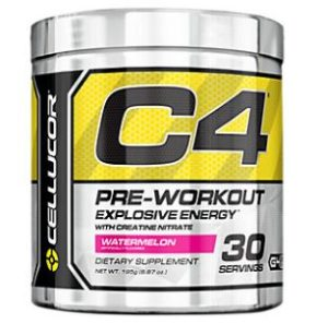 Cellucor C4 Pre Workout supplement