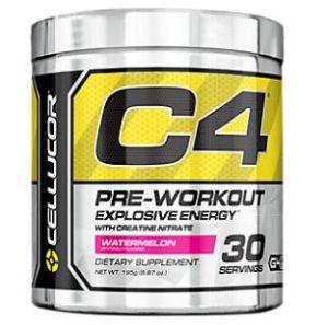 Cellucor C4 Pre Workout supplement