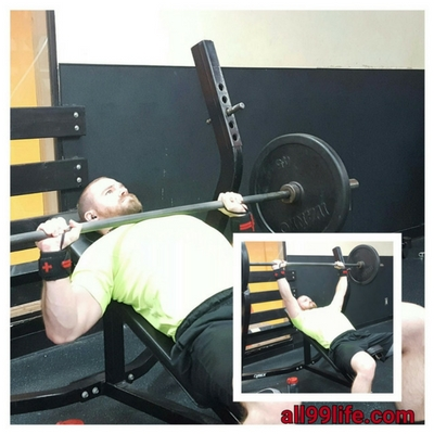 Incline Barbell Bench Press Form Chest Exercise