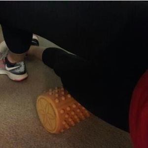 Foam Rolling Helps Cellulite