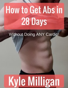 How to Get Abs in 28 Days Cover