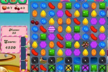κορυφαίες εφαρμογές παιχνιδιών Candy Crush Saga allabout.gr