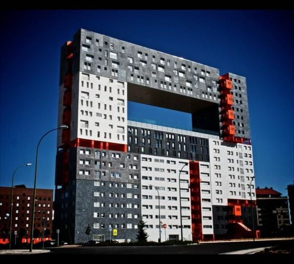allabout.gr Κτίριο Edificio Mirador (Μαδρίτη, Ισπανία)