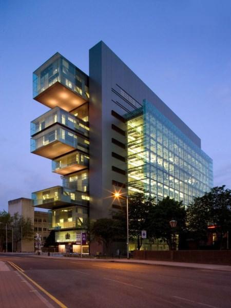 allabout.gr Κτίριο Manchester Civil Justice Centre (Μάντσεστερ, Ηνωμένο Βασίλειο)