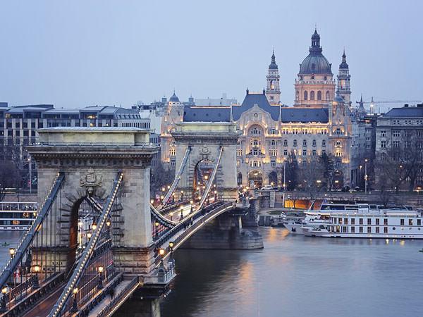 10 ομορφότερες πόλεις του κόσμου Βουδαπέστη Ουγγαρία