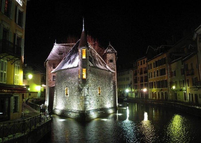 Χειμερινοί Προορισμοί στην Ευρώπη Annecy, Γαλλία