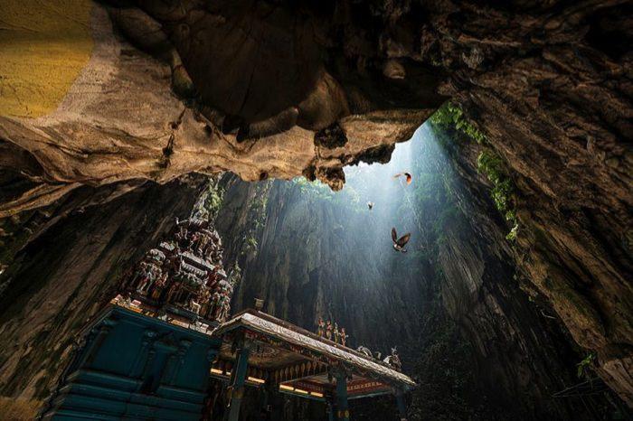 ομορφότερες σπηλιές του κόσμου Batu Caves, Malaysia
