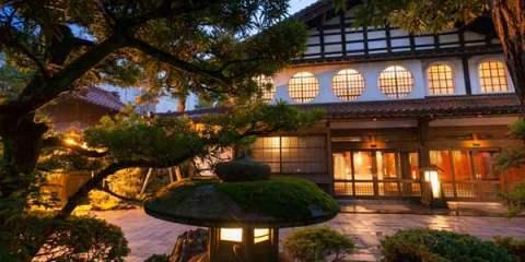 Τα παλαιότερα ξενοδοχεία στον κόσμο Hoshi Ryokan Ishikawa Prefecture Japan allabout.gr