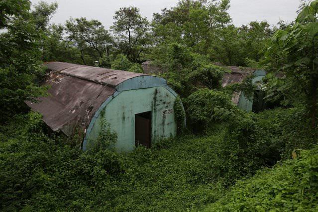 Εγκαταλειμμένα μέρη στον κόσμο Quonset Philippines