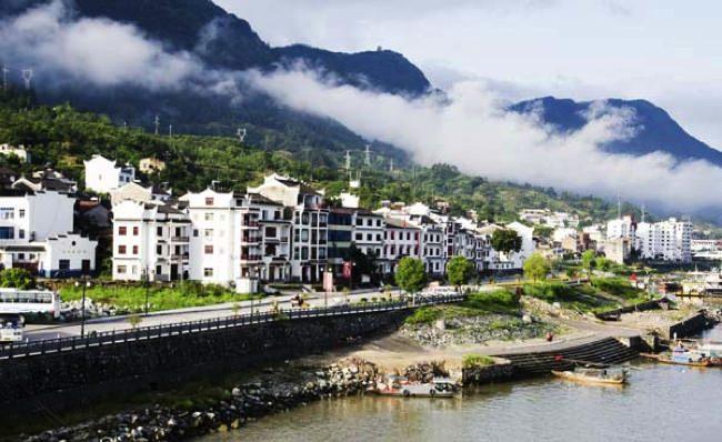 πόλεις που δεν υπήρχαν το 1960 Sandouping, Κίνα