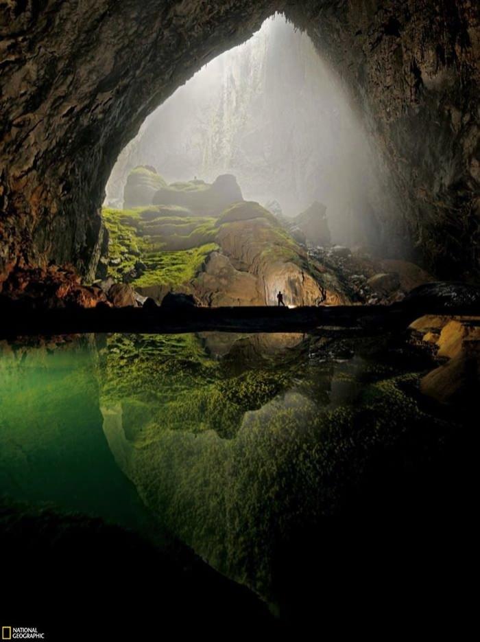 ομορφότερες σπηλιές του κόσμου Son Doong Cave, Vietnam