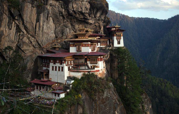 Καταπληκτικοί Χώροι Λατρείας Ναοί Taktsang Palphug Monastery in Bhutan
