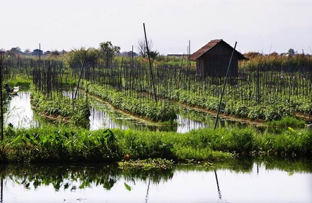 Υπέροχα χωριά που επιπλέουν στο νερό Kay Lar virmania allabout.gr