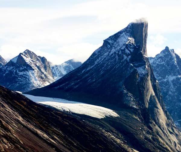 Extreme προορισμοί του πλανήτη Mount Thor, Nunavut allabout.gr