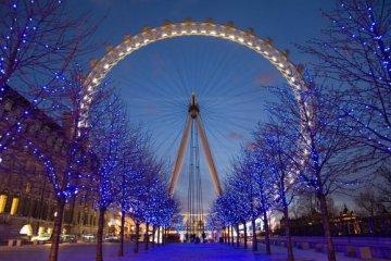 London Που θα ταξιδέψουν οι Έλληνες τα Χριστούγεννα του 2014 allabout.gr