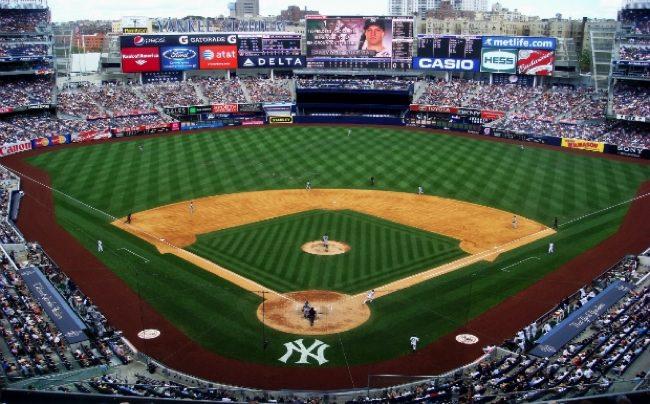 δημοφιλέστεροι προορισμοί Yankee Stadium allabout.gr