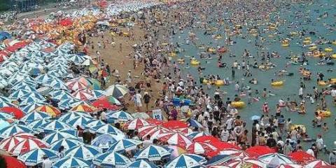 Τα μπάνια του λαού, παραλία στη Νότια Κορέα allabout.gr