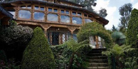 σπίτι ενός βαρόνου ναρκωτικών allabout.gr