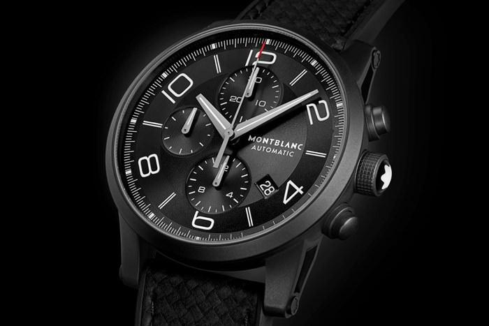 Τα 14 καλύτερα ρολόγια του '14 Montblanc Timewalker Extreme Chronograph DLC