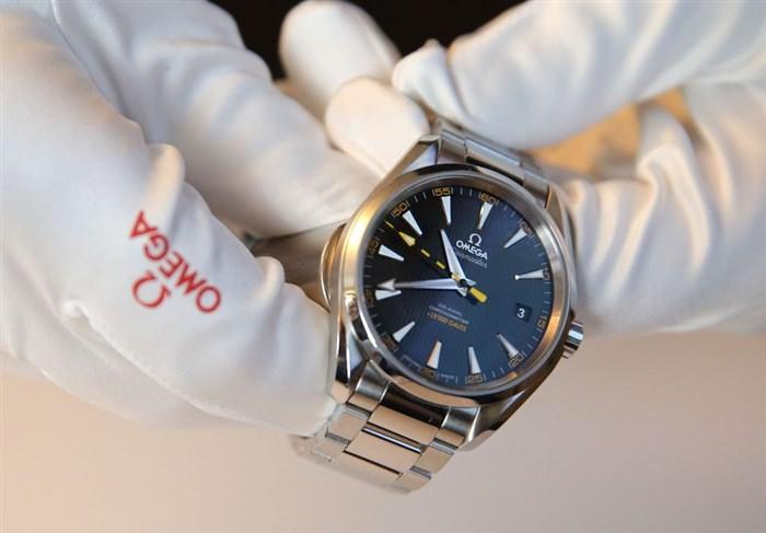 Τα 14 καλύτερα ρολόγια του '14 Omega Seamaster Aqua Terra