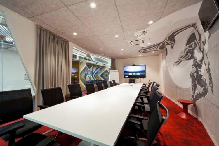 καλύτερα γραφεία του κόσμου Alfa Bank Office