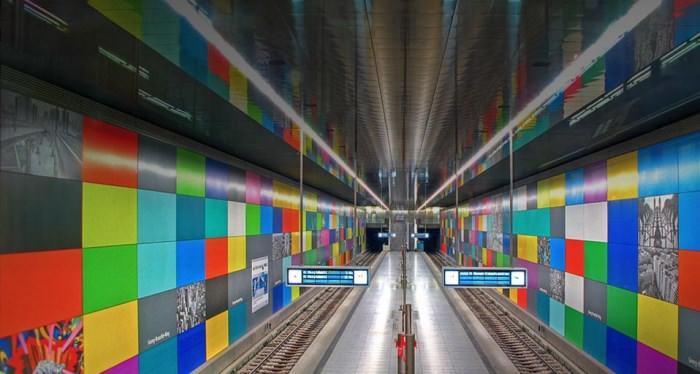 Πιο όμορφοι σταθμοί μετρό στον κόσμο U-Bahn Stations