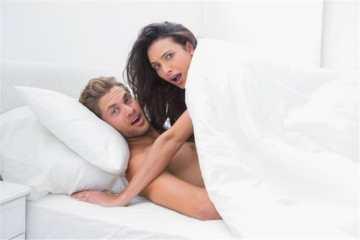 Τοπ 10 άβολων στιγμών στο σεξ