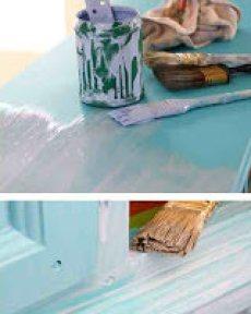 BAΨΙΜΟ: Δώστε ΠΑΛΑΙΩΜΕΝΗ ΟΨΗ σε ξύλινα ΕΠΙΠΛΑ