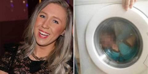 Έβαλε το παιδί της, με σύνδρομο Down, στο πλυντήριο. Tο φωτογράφιζε και γελούσε…