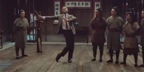 Ο Mr Bean είναι μάστερ στο κουνγκ φου