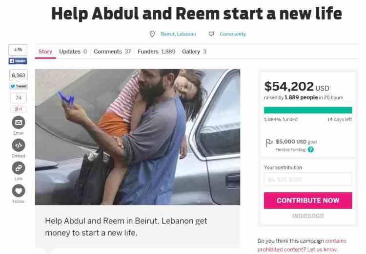 τι απίστευτο συμβαίνει στον πρόσφυγα που πουλούσε στυλό έχοντας αγκαλιά την κόρη του