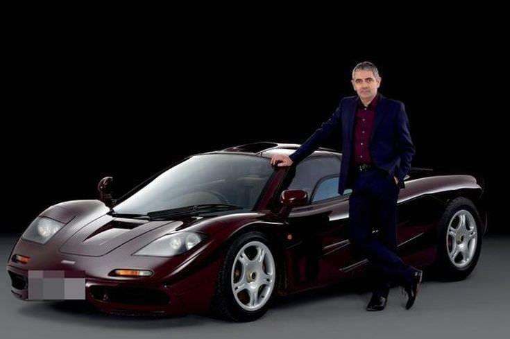 Rowan Atkinson Έτσι είναι τα γκαράζ των πλουσίων που είναι παθιασμένοι με τα αυτοκίνητα