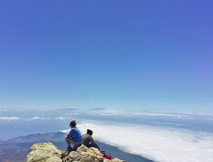 Teide, Κανάριες Νήσοι