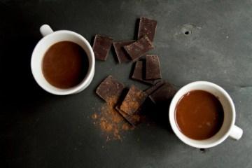 φτιάξετε ζεστή σοκολάτα