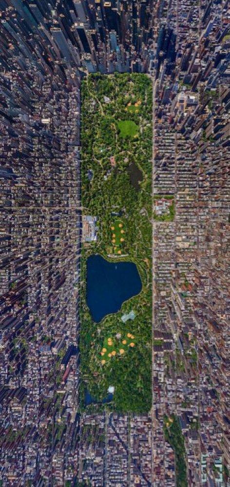 Central Park αξιοθέατα που δείχνουν εντυπωσιακά