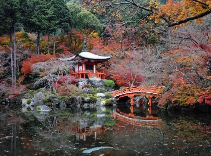 Ναός Daigo-ji, Ιαπωνία