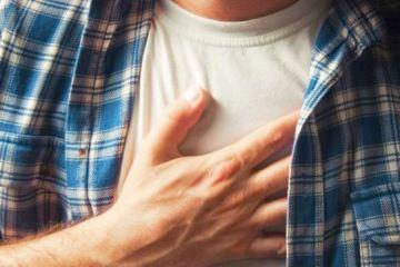 συμπτώματα που εμφανίζονται 30 ημέρες πριν από μια καρδιακή προσβολή